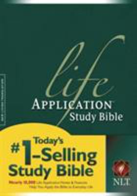 Life Application Study Bible NLT-9780842384933--Bible-Tyndale House Publishers
